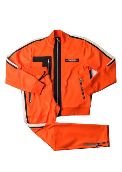 Odell (Orange) Track Suit