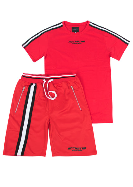 Thome Short Set (Red)