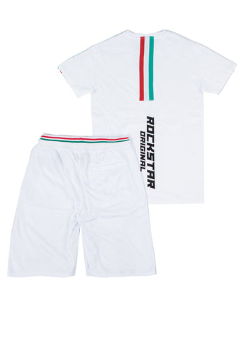 Thome Short Set (White)