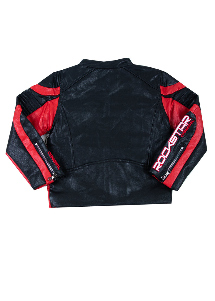 Kids Thunder Jacket (Black)