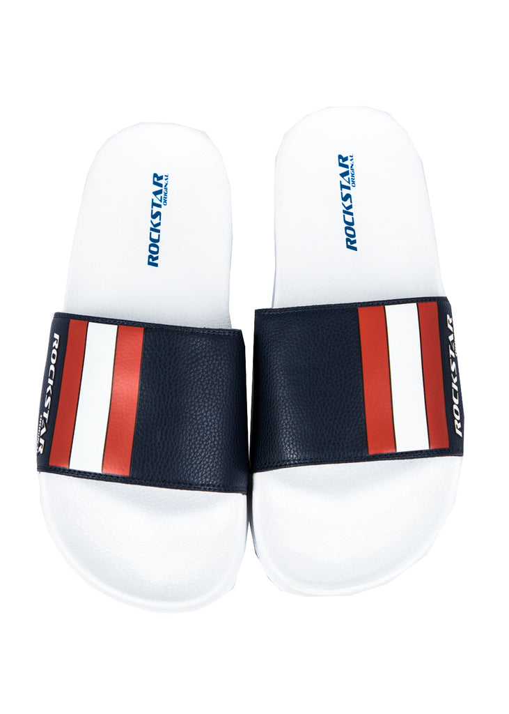 Topper Slides (navy)