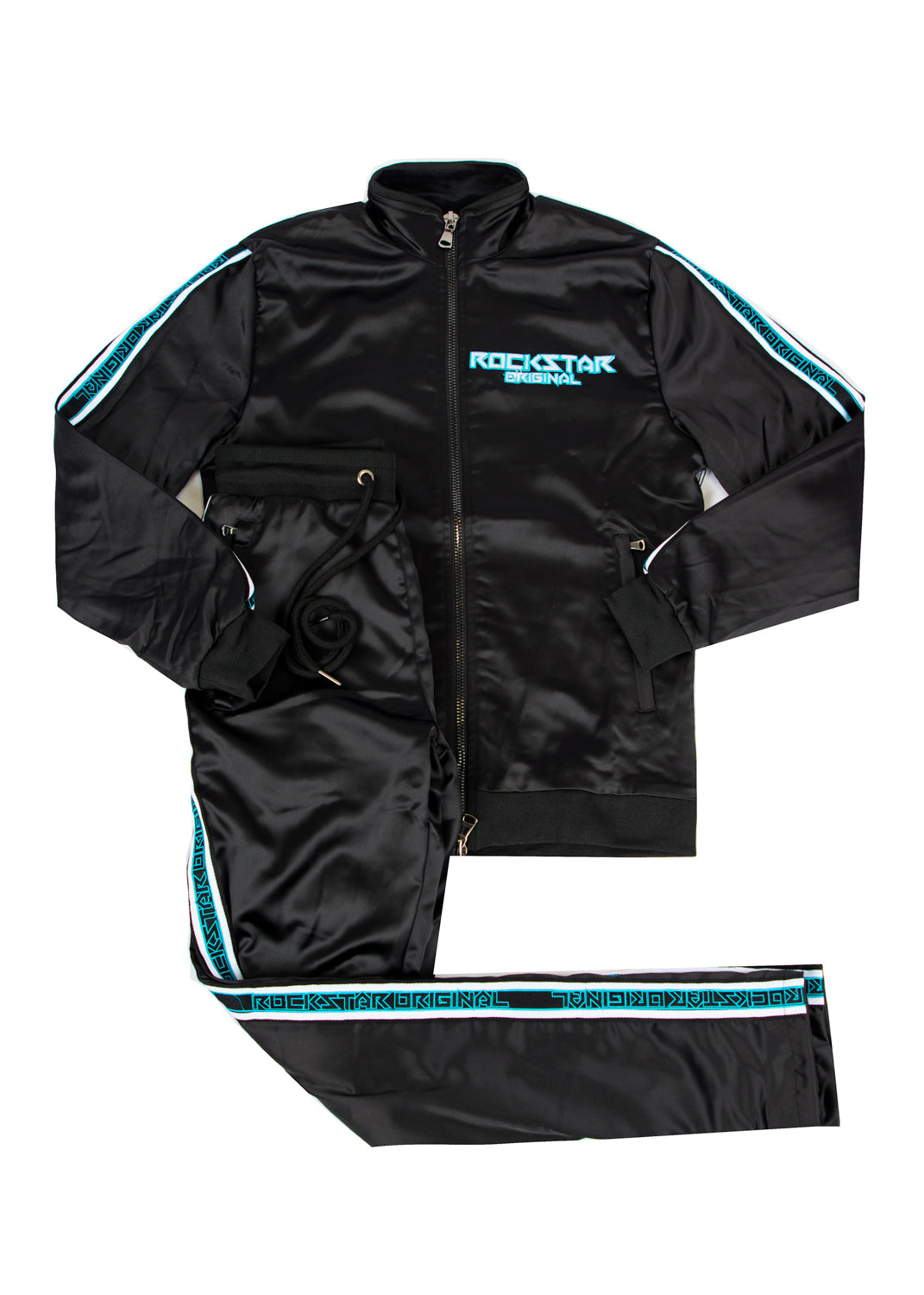 Vito (Black) Track Suit