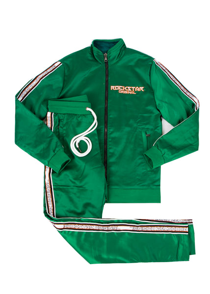 Vito (Green) Track Suit