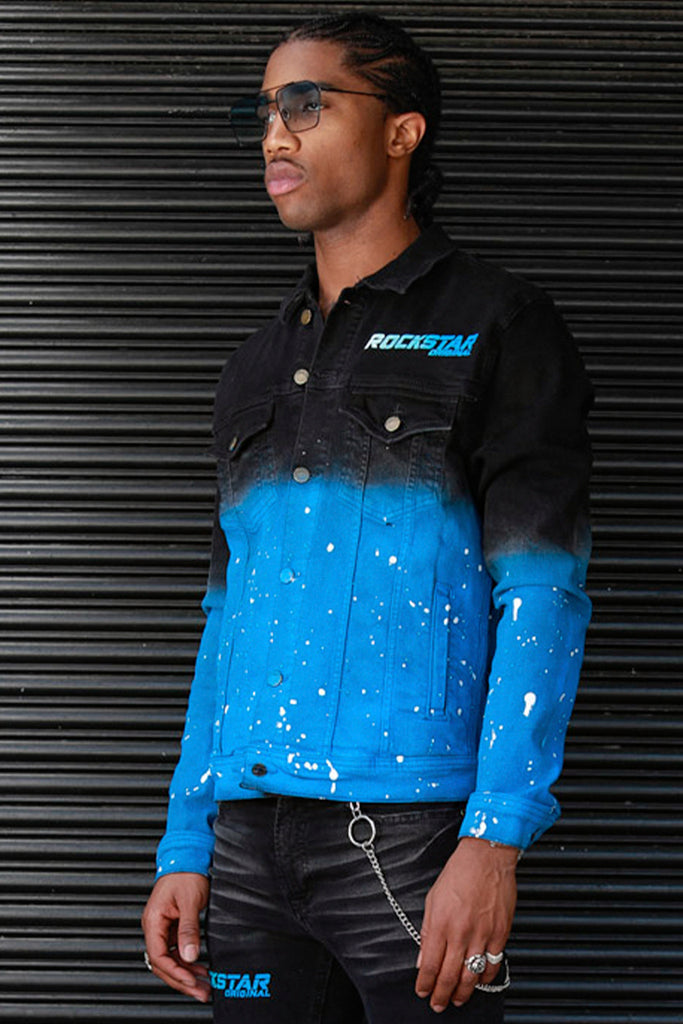 Ace Jacket (Blue)