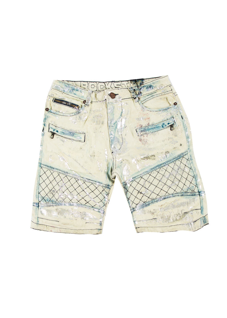Angel Silver Shorts (kids)
