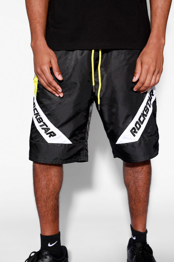 Balvin 2.0 Mens Short Set (Black)