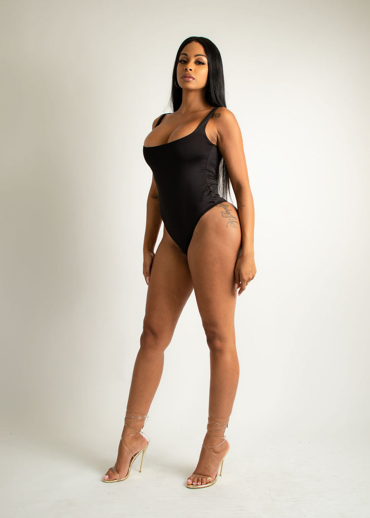 Janet Bodysuit - Black