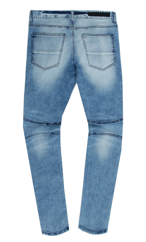 Dondi Biker Jeans 4.0 (Light Blue)