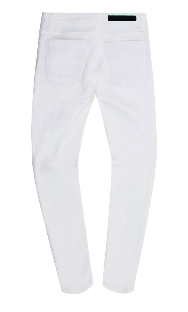 Dondi Graffiti Jeans (White)