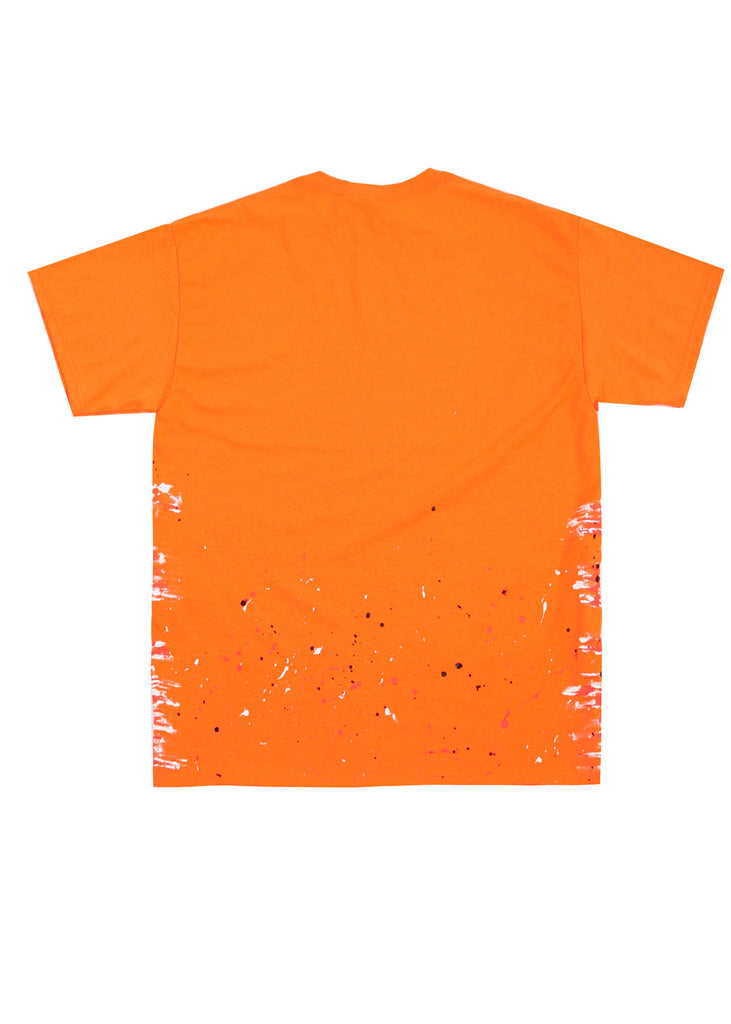 Gambler T-Shirt (Orange)