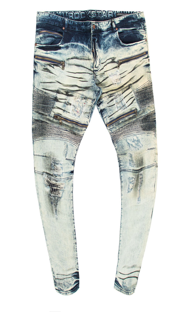 Joakim Motorcycle Jeans (Outlet)