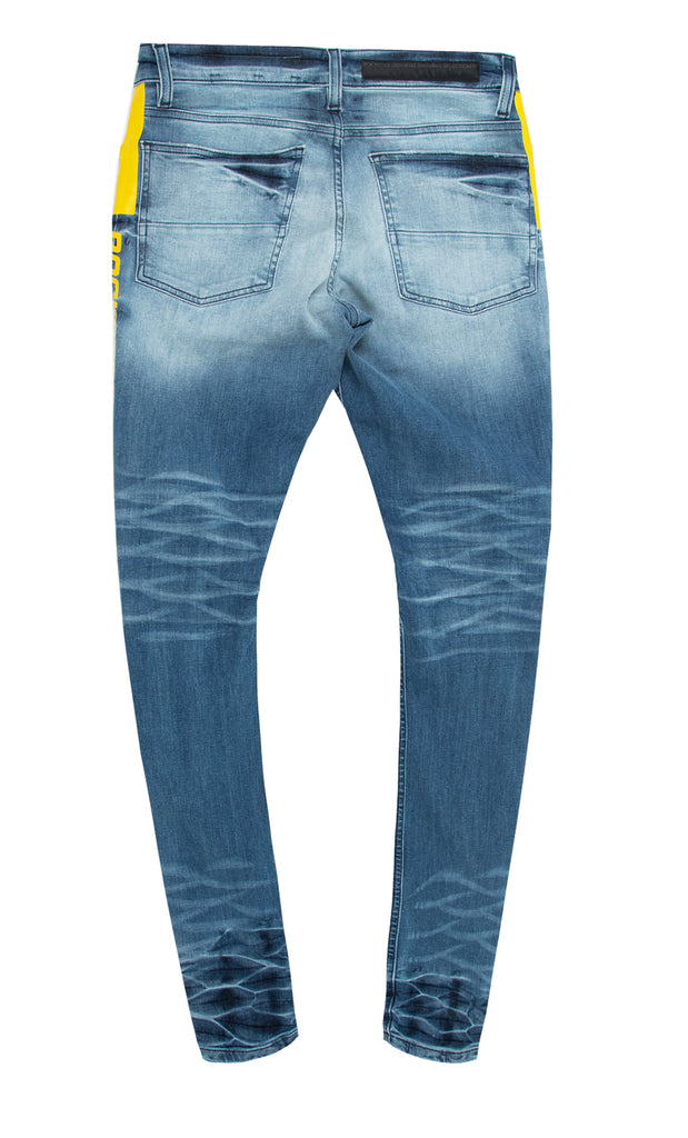 Kyrie Jeans (Yellow)