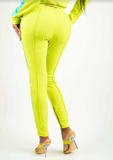 Nabila Jogger - Yellow