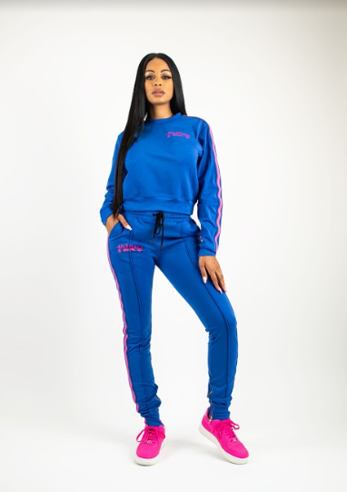 Nabila Jogger - Royal Blue