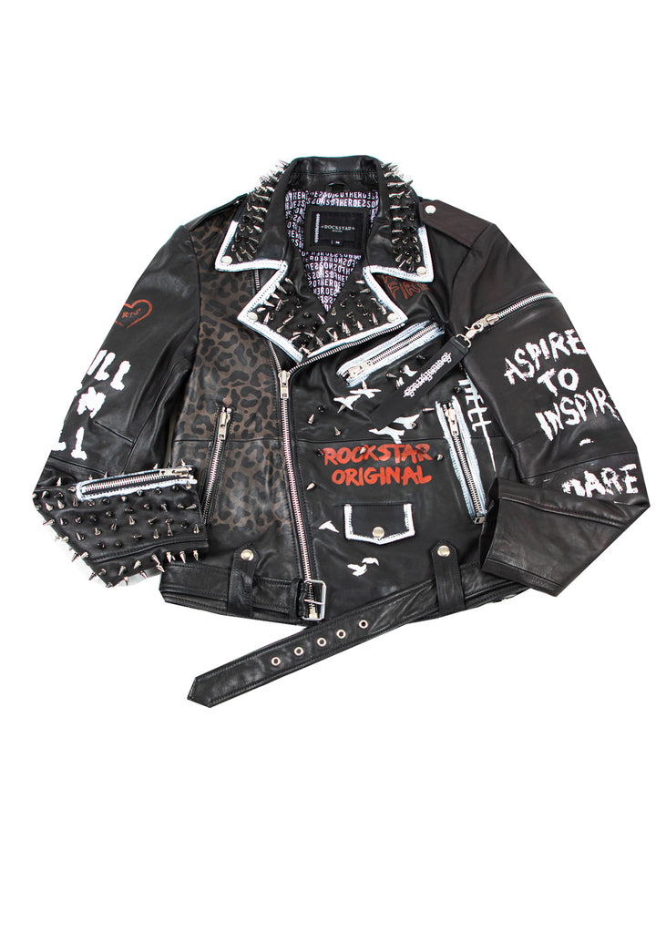 Willie Leather Jacket