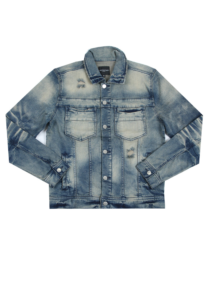 Tone Light Blue Jacket