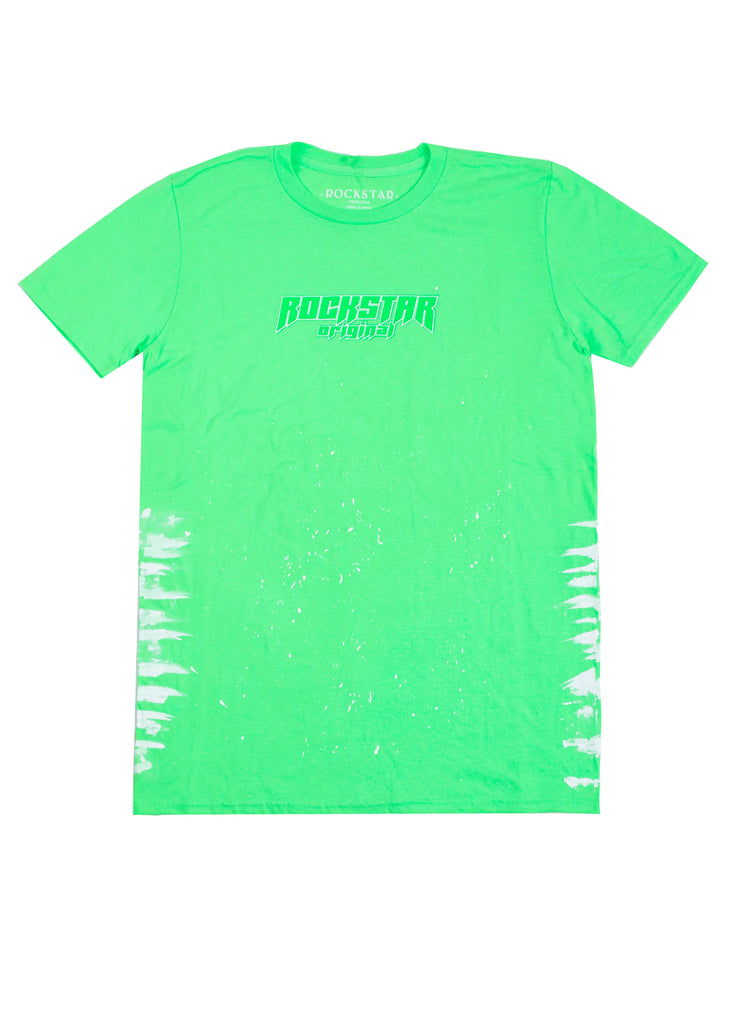 Torrance Painter T-Shirt (Neon Green)