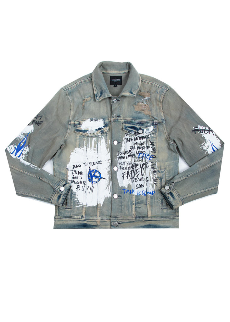 Jay 2.0 Jacket (Blue)