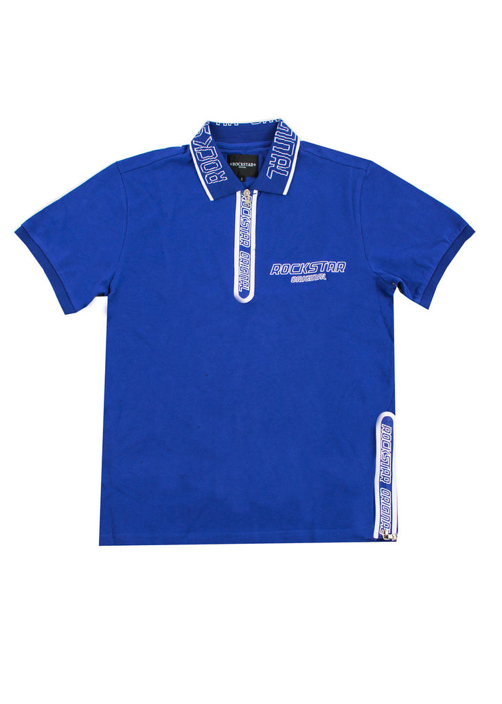 Kenji (Blue) Polo
