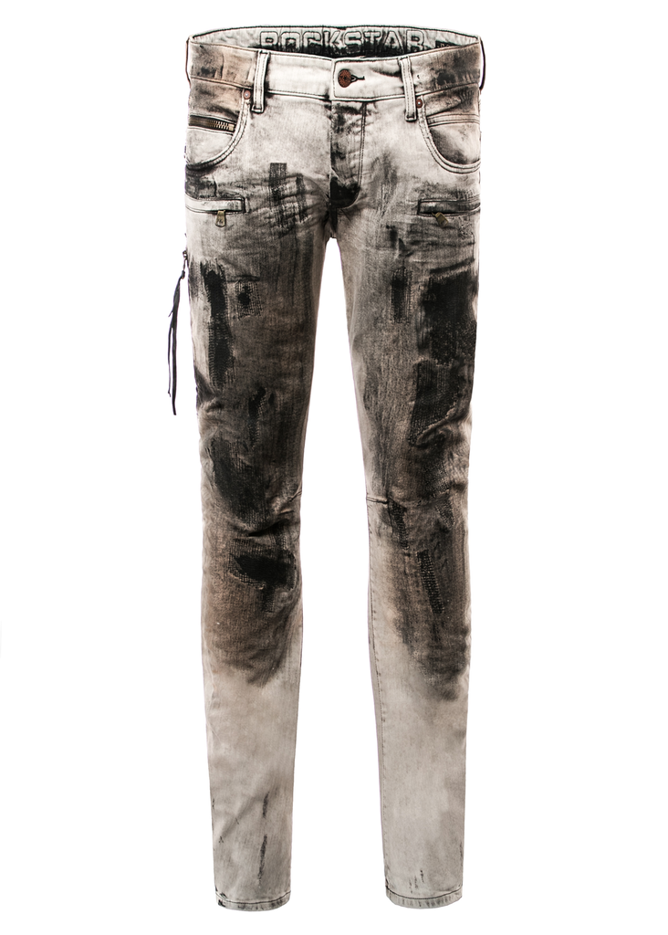 Stan Biker Denim Jeans