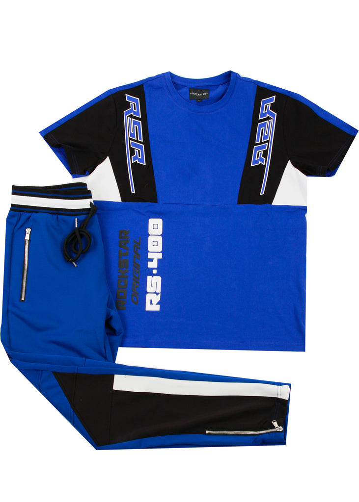 Vertigo Track Set (Blue)