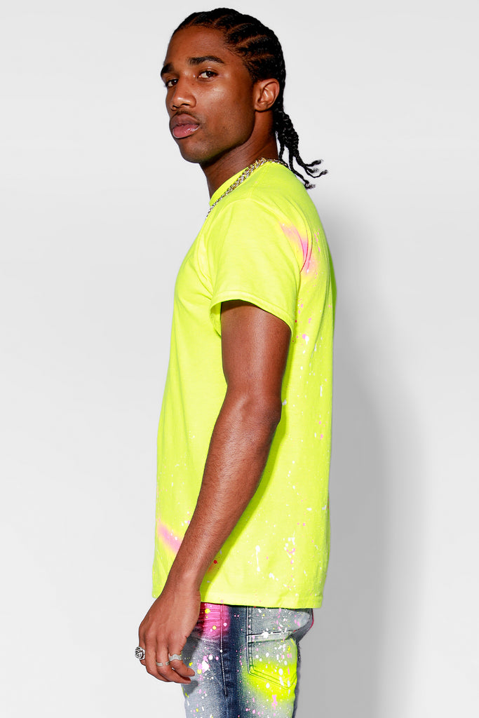 Vonte T-Shirt 4.0 (Neon Yellow)