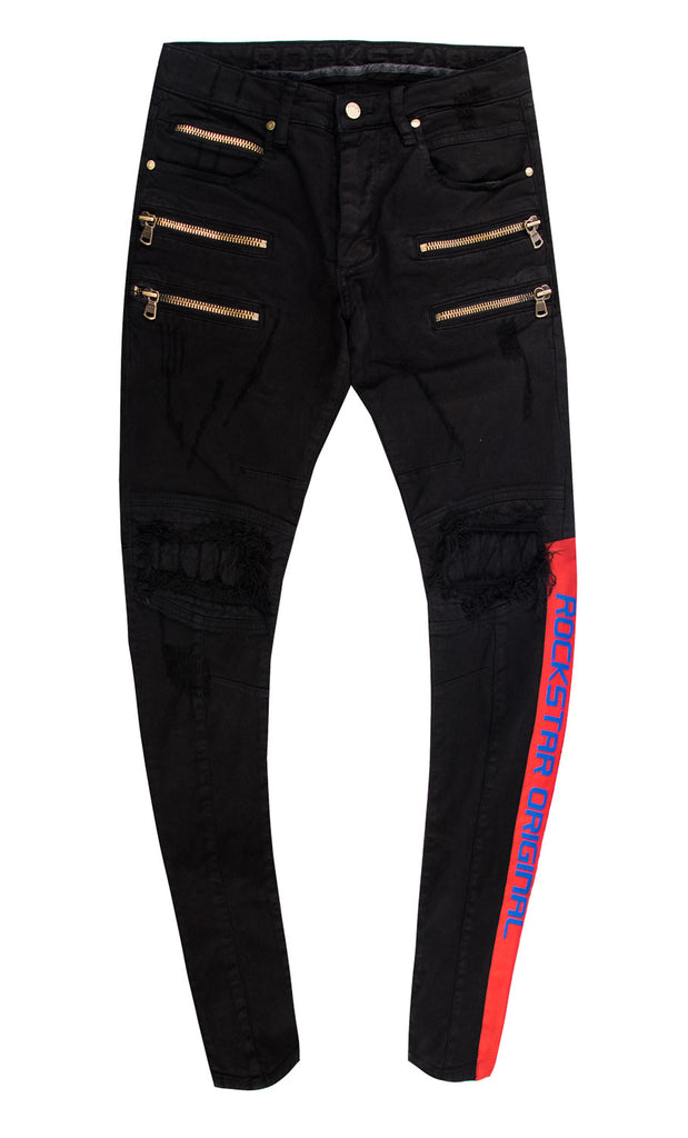 Yatchy Biker (Black)