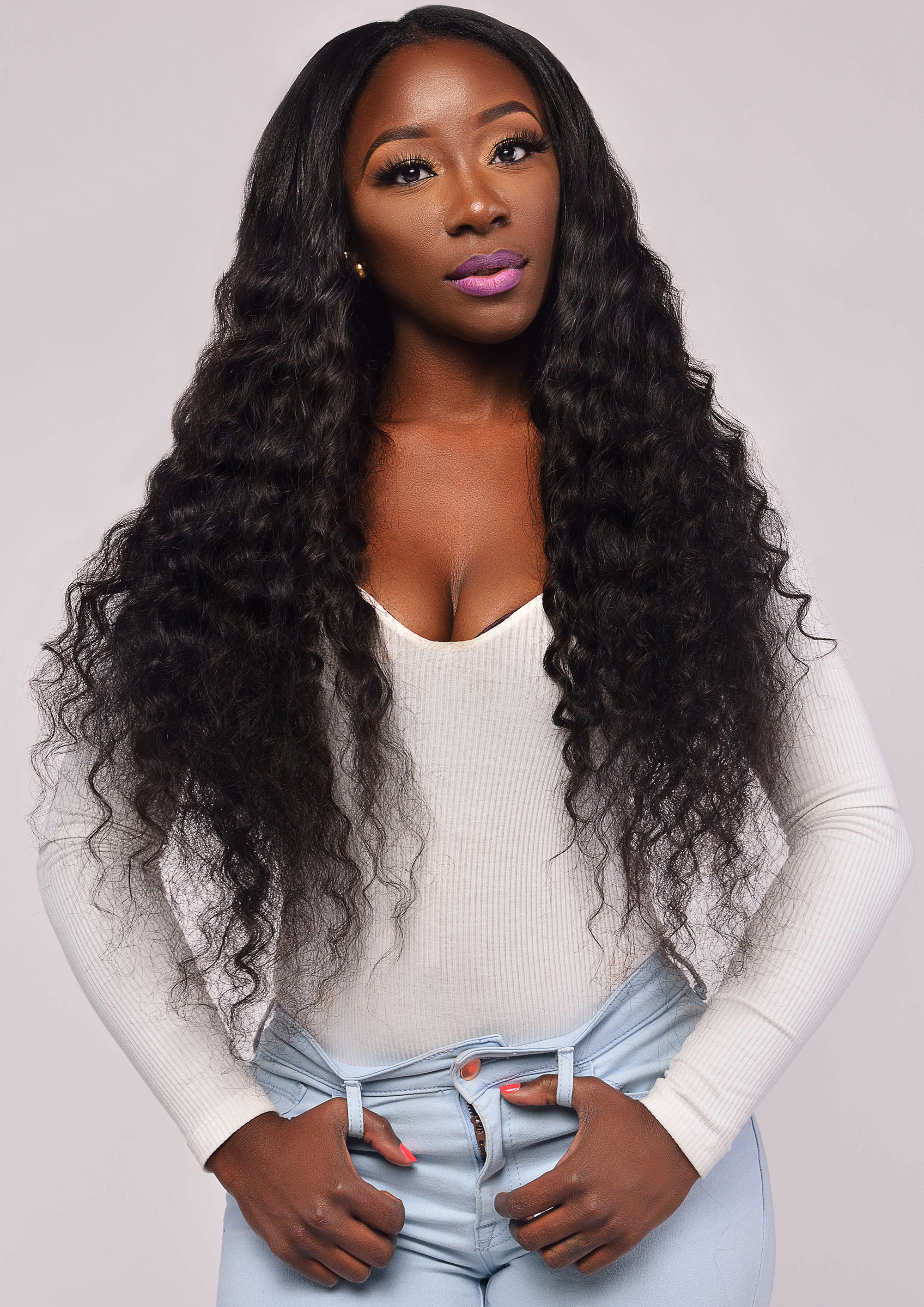 Brazilian Deep Wave Boojee Hair