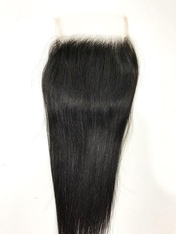 Natural Straight HD Closure