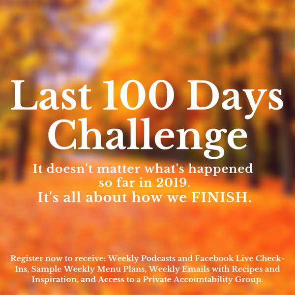 Last 100 Days Challenge (Month-to-Month Option)! 💥