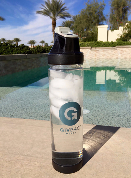 GivBac Impact Water Bottle