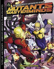 Roleplaying Games: Mutants & Masterminds