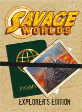Roleplaying Games: Savage Worlds