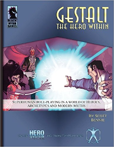Gestalt: The Hero Within HERO [Print+PDF]