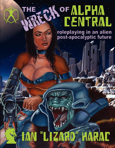 The Wreck of Alpha Central [Print+PDF]
