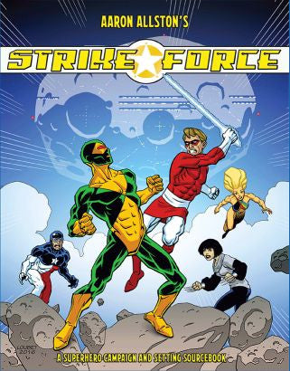 Aaron Allston's Strike Force PDF
