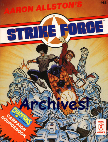 The Strike Force Archives [ZIP]