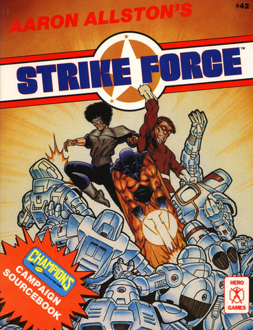 Original 1988 Strike Force Edition [PDF]