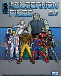 The Algernon Files 2.0 Mutants & Masterminds [PDF]