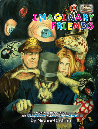 Imaginary Friends [Print+PDF]
