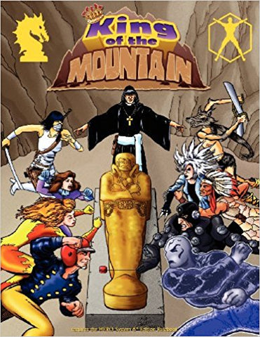 King of the Mountain [Book+PDF]