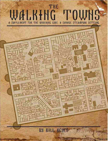 Walking Towns: A Savage Supplement [PDF]