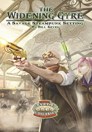 The Widening Gyre: A Savage Setting [Print+PDF]