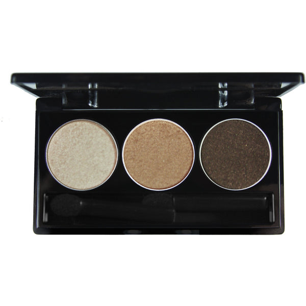 Eyeshadow Trio -   LA BEAUTE FATALE - Luxurious Cosmetics & Beauty Products Indulged with Quality - All Rights Reserved