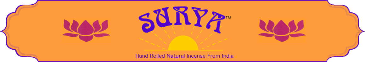 Surya Incense Company