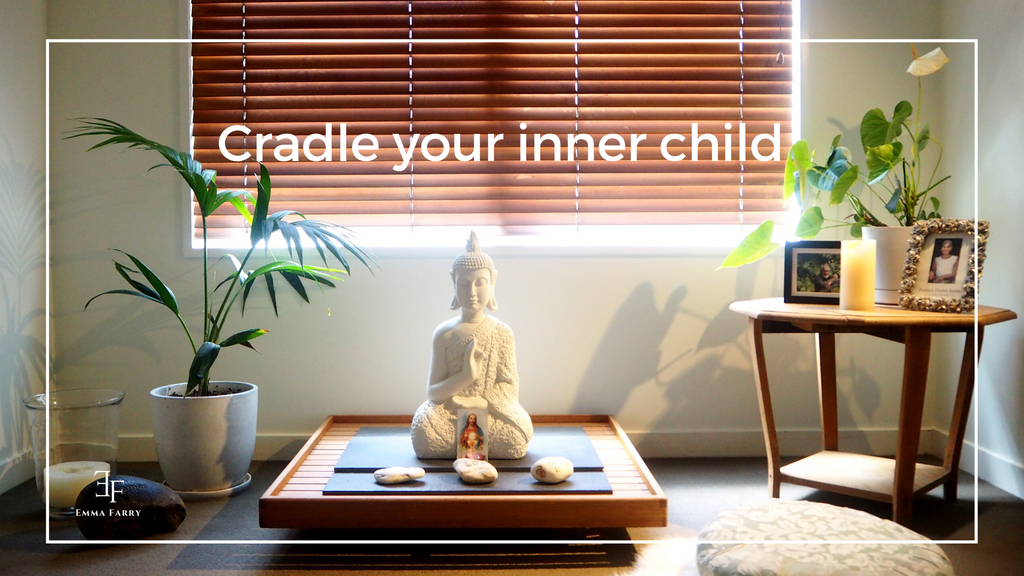 Cradle your inner child