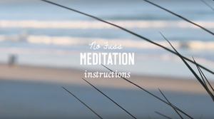 Rest and Relax - Guided Meditation