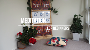 Meditation for absolute begginers