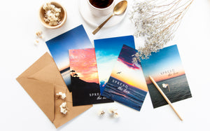 Sunset cards - emmafarry.com