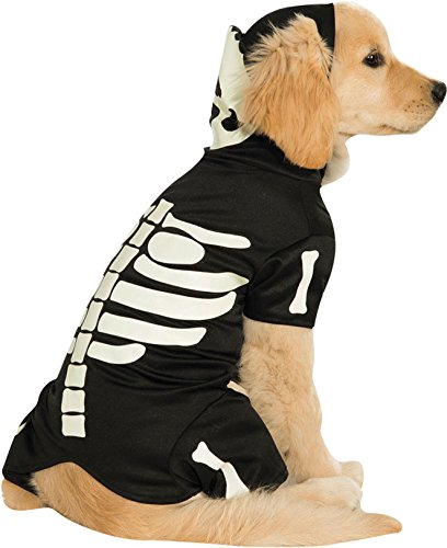 Big Glow in the Dark Pet / Dog Hoodie (XXL)